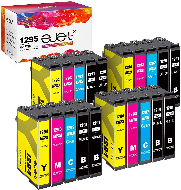 Ejet Kompatible Ersatz, Druckerpatronen für Epson