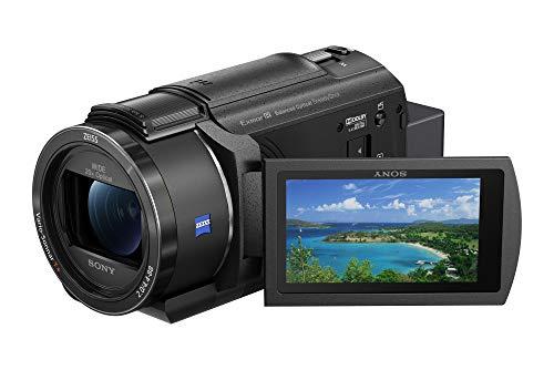 [Amazon.it] Sony FDR-AX43 4K Camcorder (Exmor R CMOS Sensor, Vario Sonnar T* Zeiss Optik mit 20fach Opt. Zoom) +80€ Gutschein