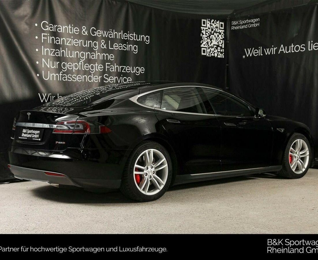 Privatleasing: Tesla Model S P 85d / 700 PS (sofort verfügbar) für 550€ monatlich inkl. Haustürlieferung / LF: 0,45