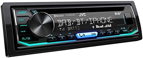 [Amazon.uk] JVC KD-DB902BT DAB+ Autoradio mit CD & Bluetooth Freisprecheinrichtung (USB, Android- & Spotify Control, 4x50 Watt)