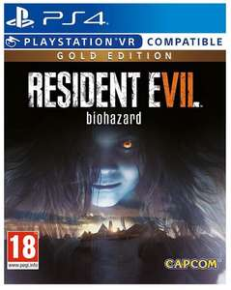 Resident Evil 7: Biohazard Gold Edition (PS4) für 13,79€ inkl. Versand (Simplygames)