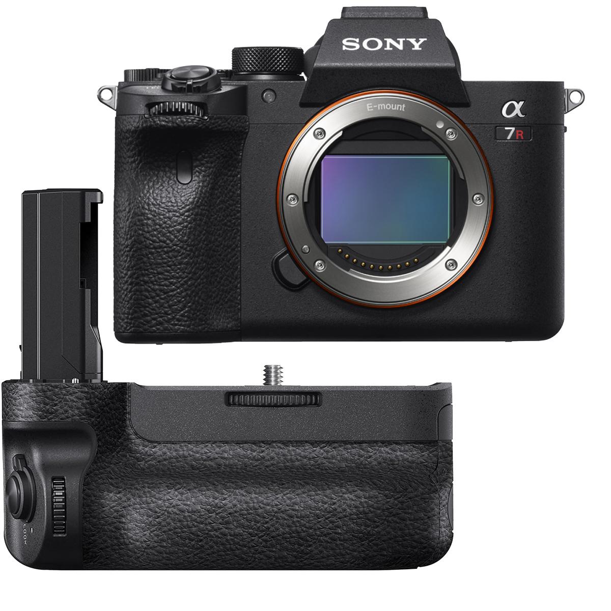 Sony Alpha 7R III Systemkamera + VG-C 3 EM Batteriegriff (exkl. 540€ Cashback = 1959€)