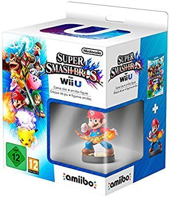 [BESTPREIS] Super Smash Bros. Wii U inkl. Mario Amiibo