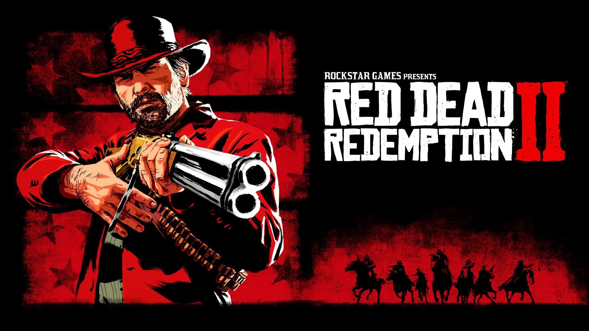 [PC] Red Dead Redemption 2 Standard Edition with DE audio & text (EPIC / RU - VPN)