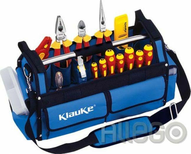 Klauke Erstausrüstertasche Elektro 22tlg. KL920B22