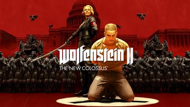 Wolfenstein II: The New Colossus Digital Deluxe Edition (DRM Free - Via VPN RU)
