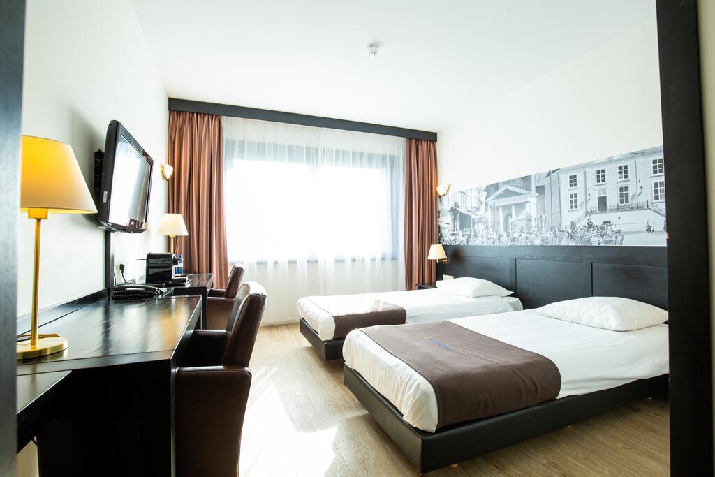 Für Nov.-Dez 2021: 3* Bastion Hotel Roosendaal inkl. Frühstück & Citytax für 33€ im Doppelzimmer