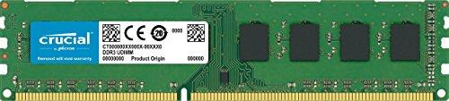 (Prime - Nicht auf Lager) Crucial CT25664BD160BJ 2GB Speicher (DDR3L, 1600 MT/s, PC3L-12800, Single Rank, DIMM, 240-Pin)