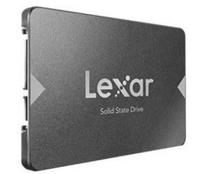 """Lexar NS100 128GB (interne SSD, 2.5"""", SATA, 3D-NAND TLC, R520MB/s, W440MB/s, 3 Jahre Garantie)"""
