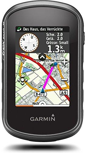 """[Amazon.es] Garmin eTrex Touch 35 - GPS-Outdoor-Navigationsgerät, 2,6"""" Farbdisplay, ANT+ Schnittstelle, 3-Achsen-Kompass und 16 h Akku"""