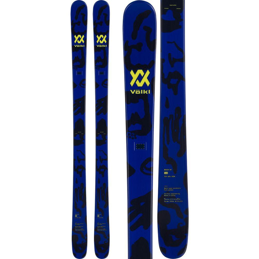 [Sport Bittl] Freestyleski Völkl Bash 81 19/20 in 149 cm, 158 cm, 168 cm ohne Bindung inkl. Versand für 98,- €