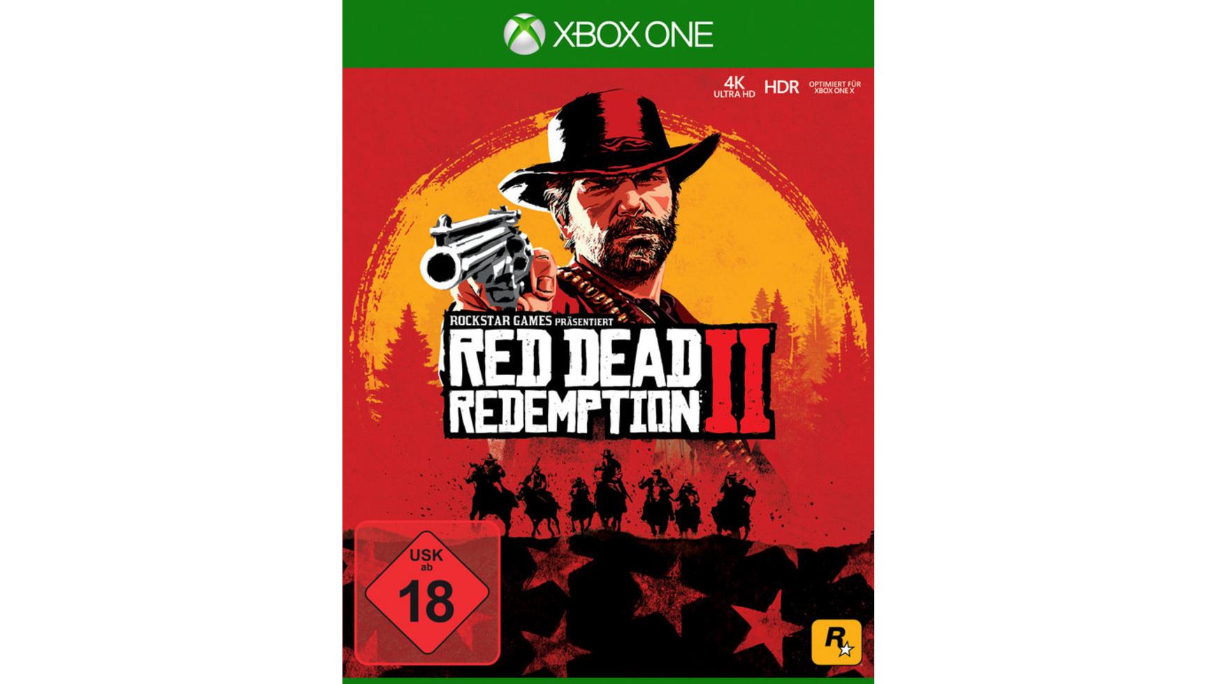 Müller Red Dead Redemption 2 (Xbox One) für 19,99€  Abholung in der Filiale