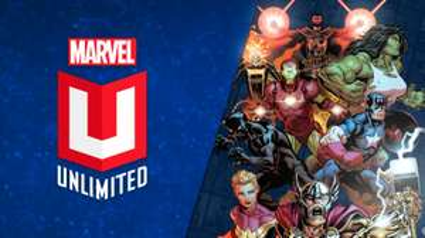 Marvel Unlimited Jahresabo