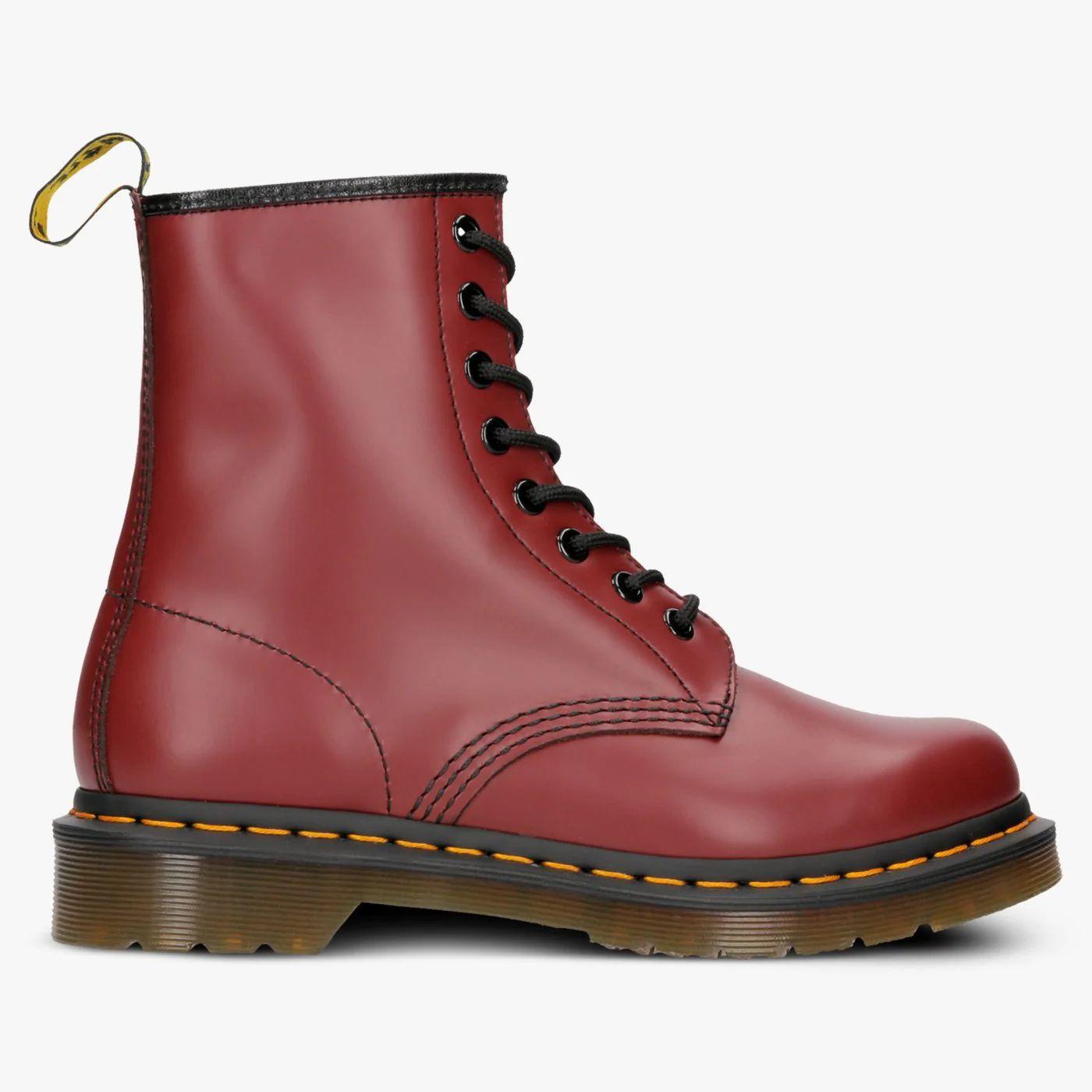 [sizeer.de][Sammeldeal] 20% Extra Rabatt, Direktabzug, Dr. Martens 1460 Boots, Dunkelrot,36-39 für 111,99€, New Era Shirt, S-XL für 7,99€