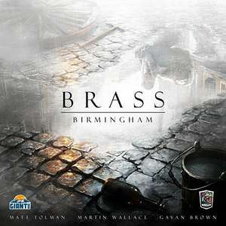 Brass Birmingham Brettspiel Deutsch - Bestpreis (Platz 3 auf BGG)