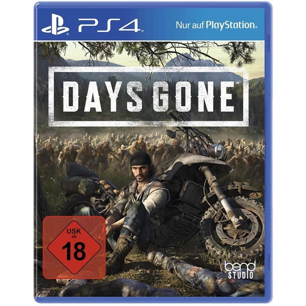 Days Gone (PS4) für 17,40€ (Real)