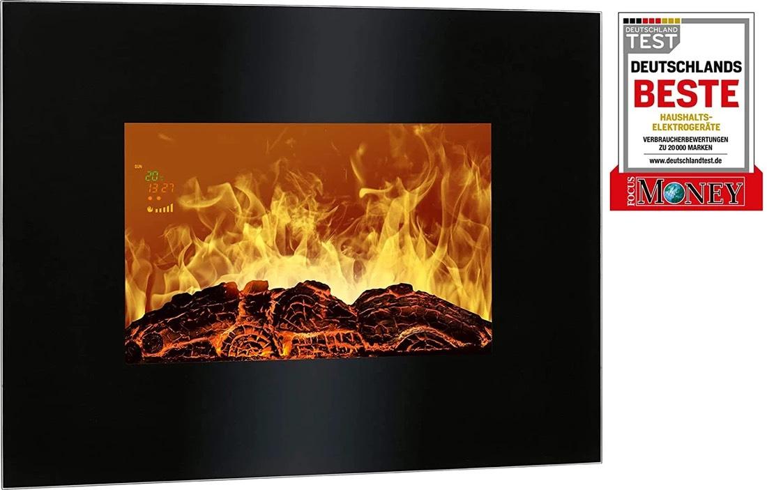 Bomann Elektrischer Kaminofen EK 6020 CB Flammensimulation