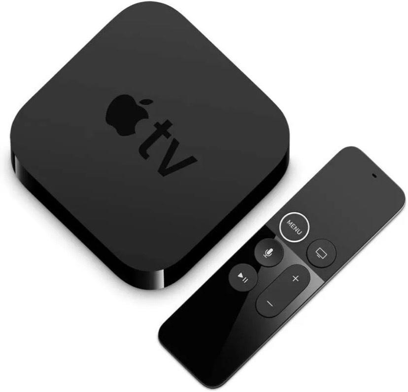 Apple TV (4K) - 5. Generation 32GB für 138,40€ - Gebrauchtware
