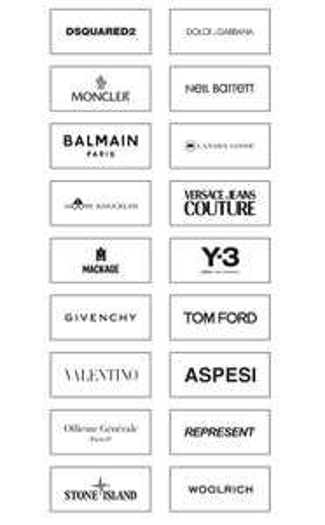 [Mientus] -20% auf ALLE Luxusmarken (Moncler Givenchy Gucci Valentino Stone Island Woolrich Canada Goose)