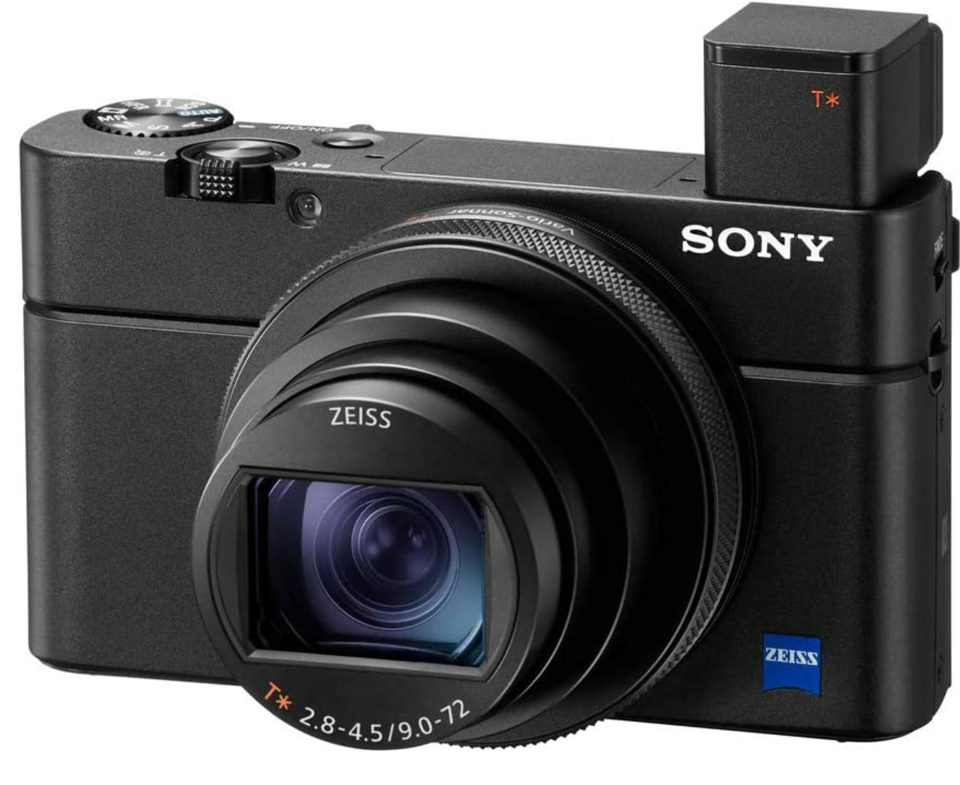 (Amazon.de) Sony Cyber-shot DSC-RX100 VII für effektiv 889€ durch Amazon GS
