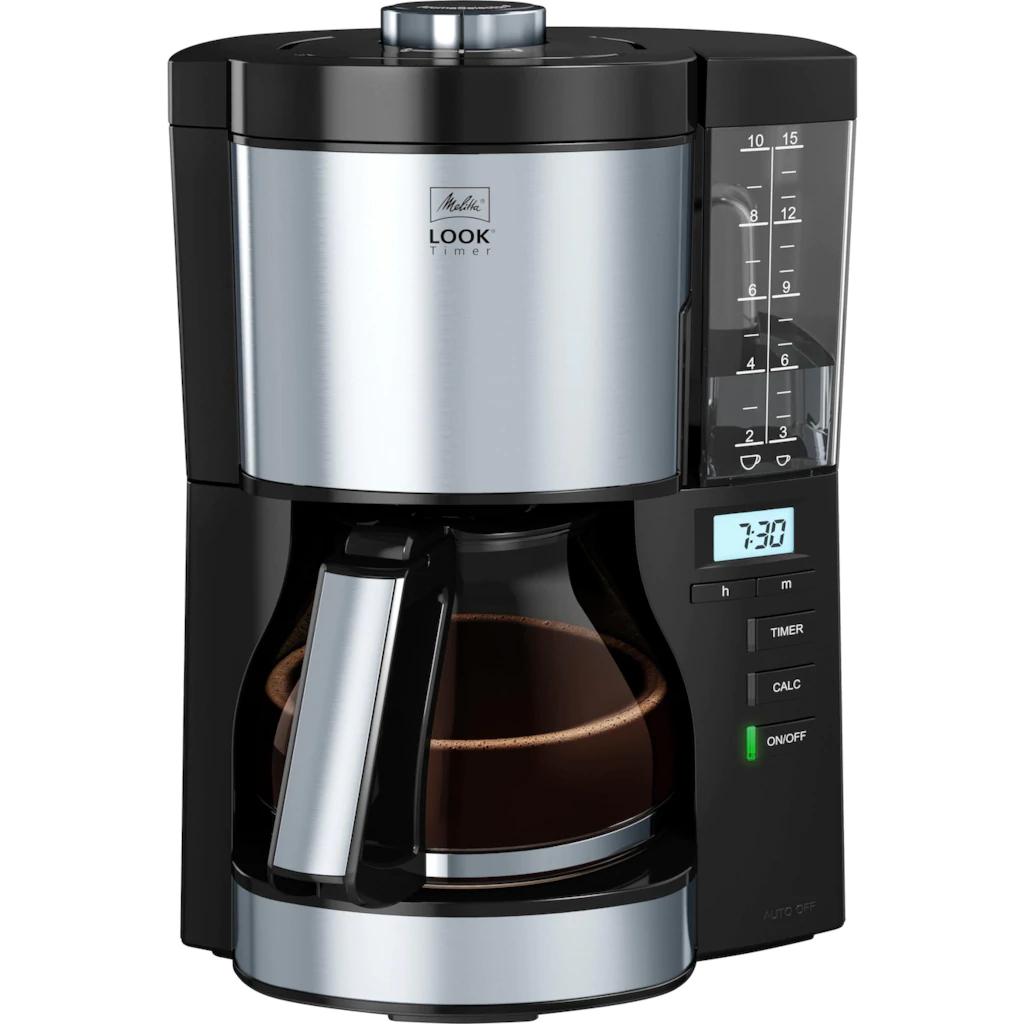 Melitta Filterkaffeemaschine Look V Timer 1025-08 für 62€ [Quelle]