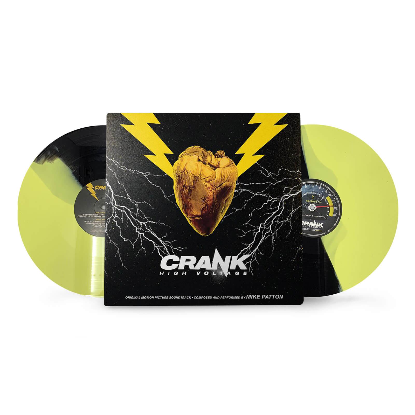 Crank: High Voltage (Black and Yellow Variant) 2xLP für 19.48€ @ Zavvi