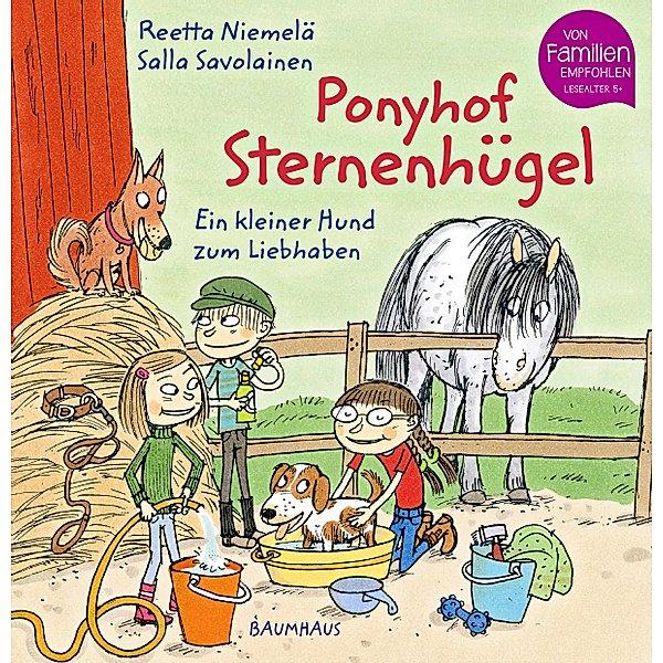 """BLITZANGEBOTE z. B. das Kinderbuch """"Ein kleiner Hund zum Liebhaben"""" / Ponyhof Sternenhügel Band 2 für 1,99 Euro [Jokers]"""