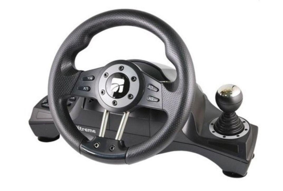 Xtreme Racing Diablo Lenkrad, Lenkrad + Pedale, PC,Xbox One