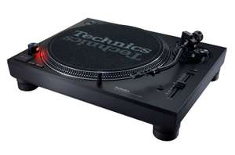 Technics SL-1210MK7 Plattenspieler (DJ-Turntable)