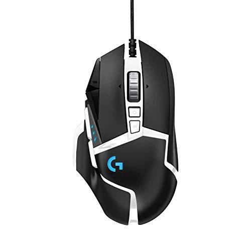 (Amazon.fr) Logitech G502 Hero, USB (910-005469/910-005470/910-005471)