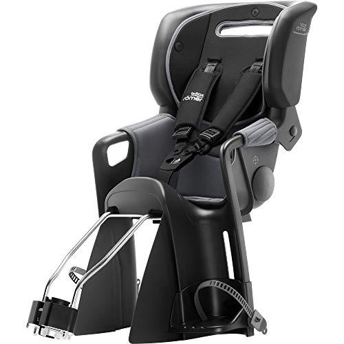 [Amazon] Britax Römer Jockey 3 Comfort Kinderfahrradsitz Black/Grey