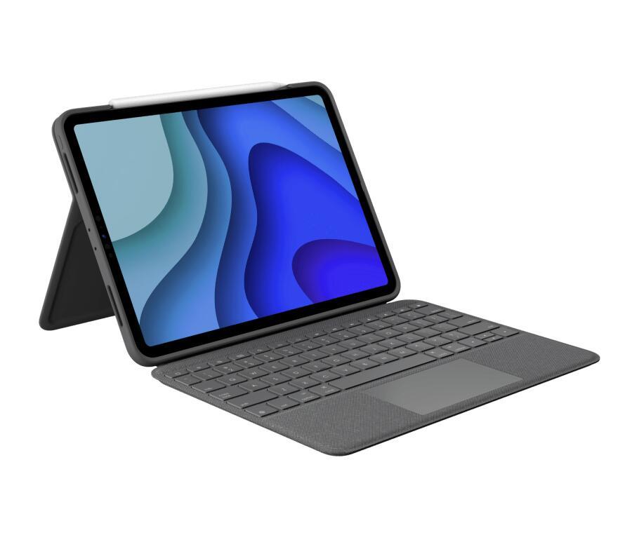 [Logitech / CB] Folio Touch Keyboard für iPad pro 11'' und iPad Air (4th Gen)