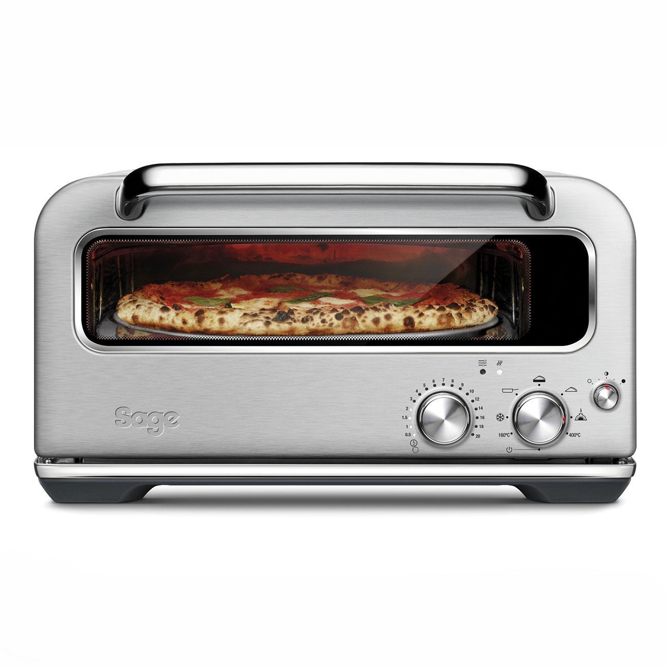 SAGE the Smart Oven™ Pizzaiolo - Kompaktofen bis zu 400 °C