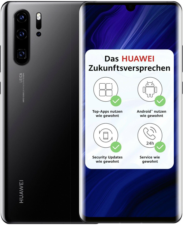 "Huawei P30 Pro New Edition Schwarz oder Aurora (mit Google, 6.47"" OLED, 192g, 8/256GB, Kirin980, NFC, IP68, Dual-SIM, 4200mAh)"