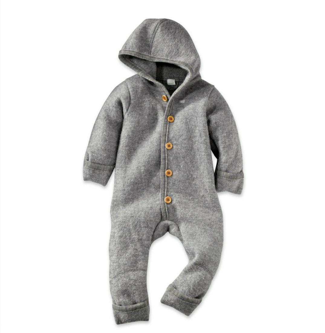 20% + portofrei auf das gesamte HessNatur Sortiment zum Beispiel Wollwalk Anzug für Kinder / Babys