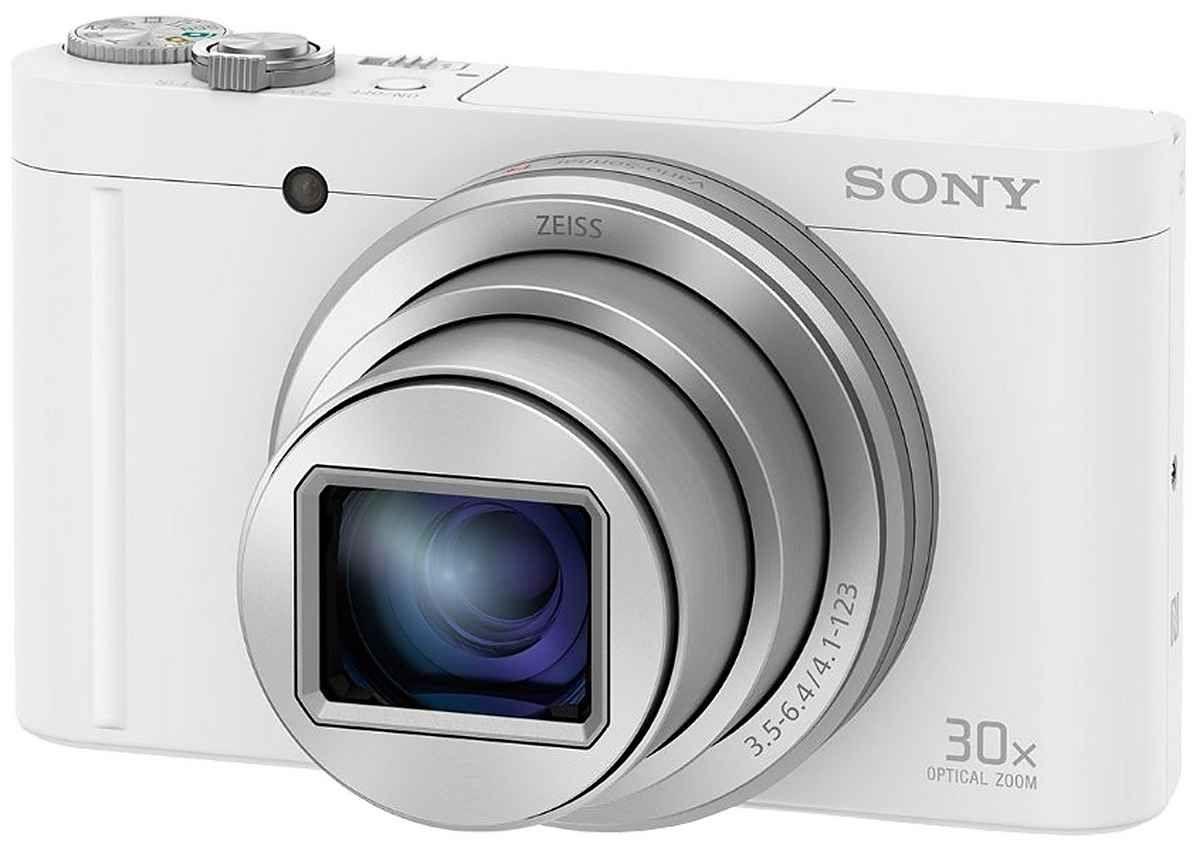 Sony »Cyber-Shot DSC-WX500« Superzoom-Kamera (18,2 MP, 30x opt. Zoom, WLAN (Wi-Fi), NFC, 30 fach optischer Zoom) [Otto]