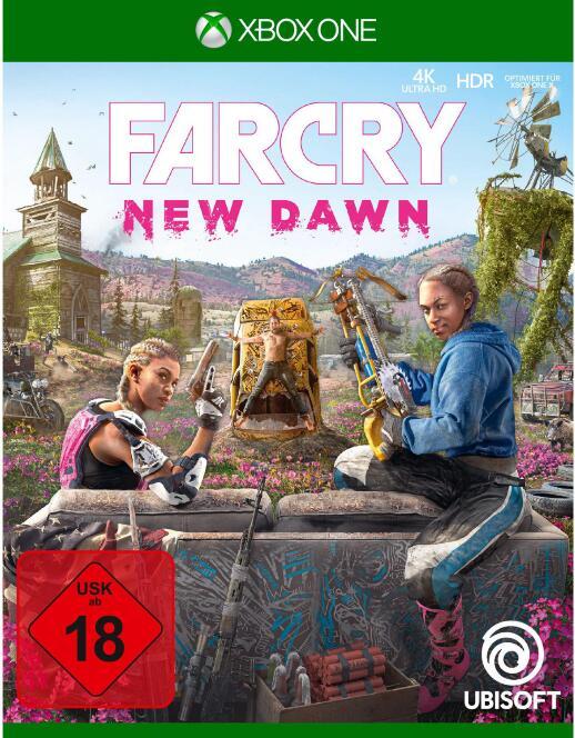 Far Cry: New Dawn (Xbox One) für 11,99€ (Ubisoft Store)