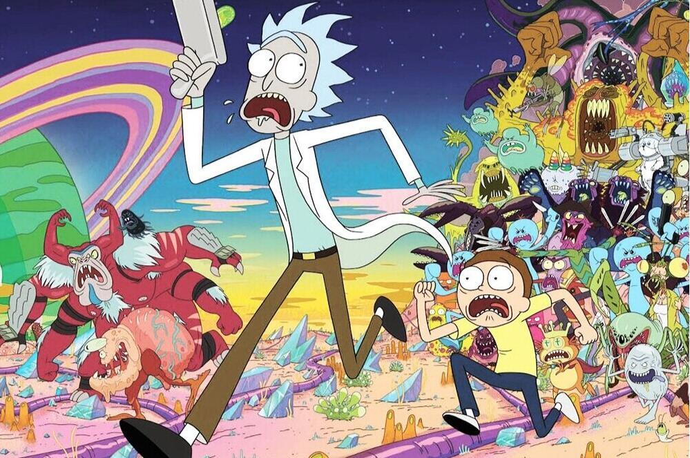 Rick & Morty Staffel 1-3 [Blu-Ray Set] für 22,56€ inkl. Versand (Alphamovies)