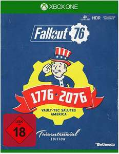 Fallout 76 Tricentennial Edition (Warehouse Ware) Xbox One