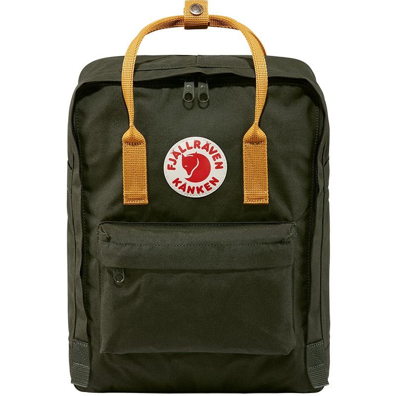 Fjällräven Kånken deep forest-acorn (16 Liter) Rucksack Daypack Backpack