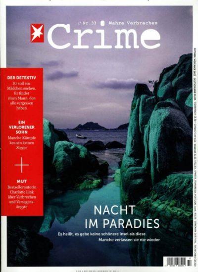 Stern Crime Abo (6 Ausgaben) durch Rabatt für 22,40 €