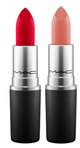 40% Rabatt auf die meisten Lippensifte und Lip Pencils bei Mac, z.B. 2x Lippenstifte