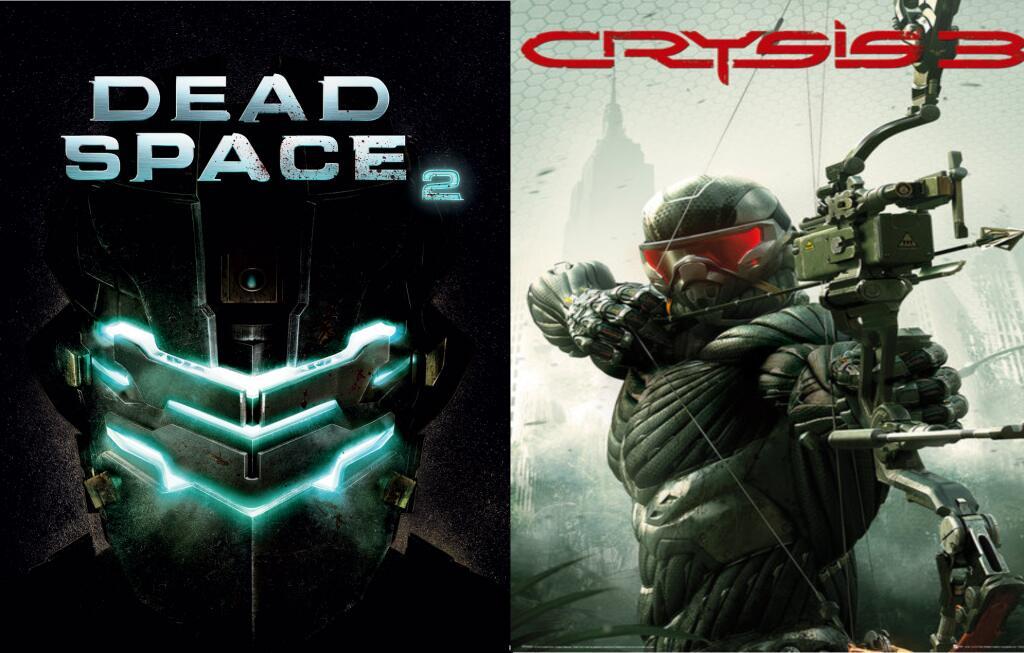 Crysis 3 oder Dead Space 2 für 2.12€ [PC - Origin]