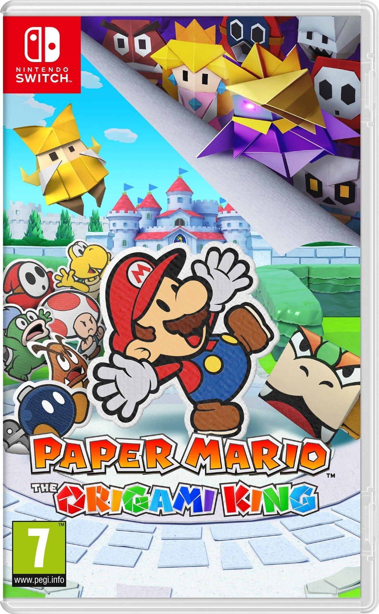 Paper Mario: The Origami King für die Nintendo Switch [Coolshop]