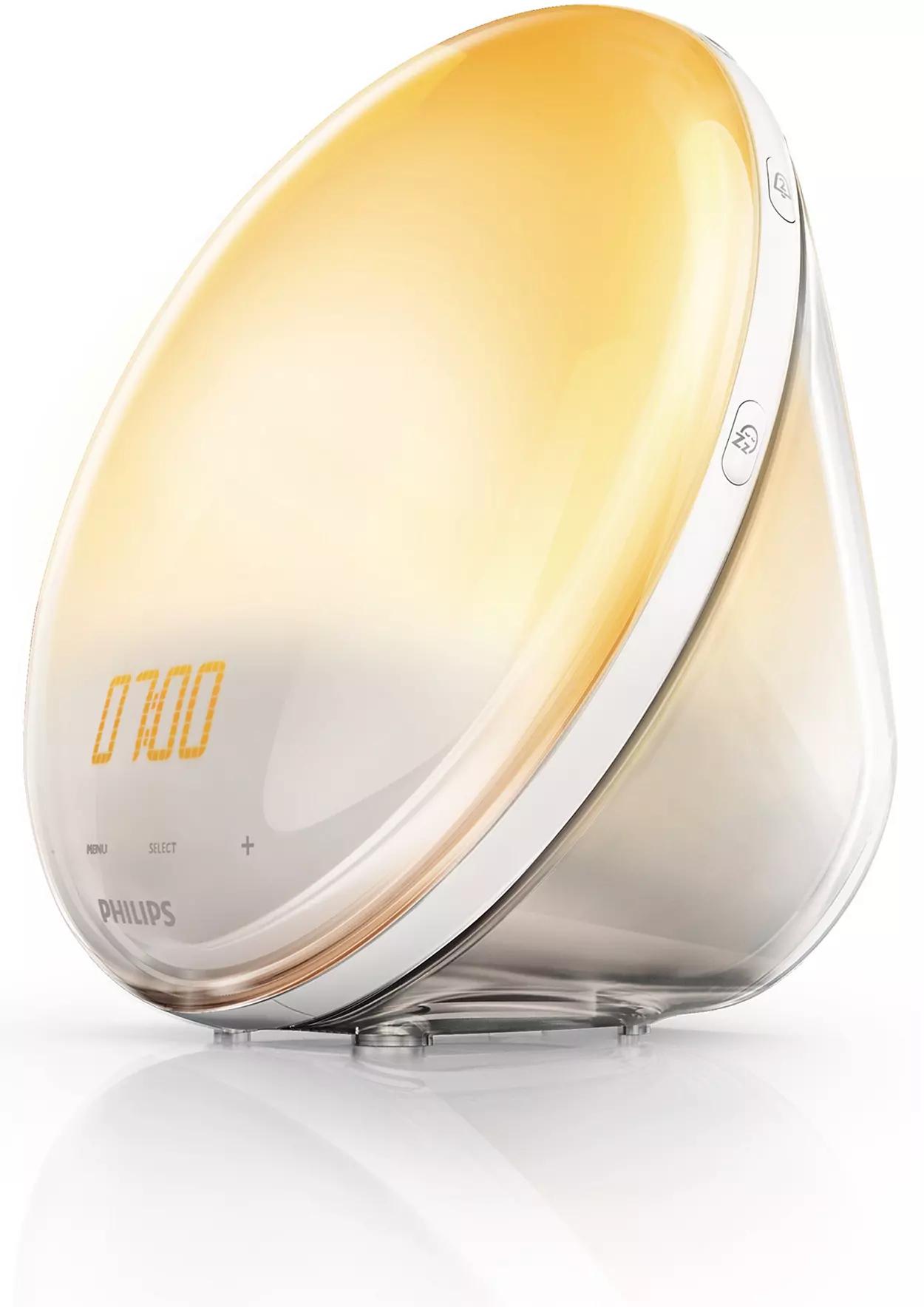 Philips Wake Up Light HF3520/01 (und andere Wake Up Lights) + 10€ Newsletter Gutschein
