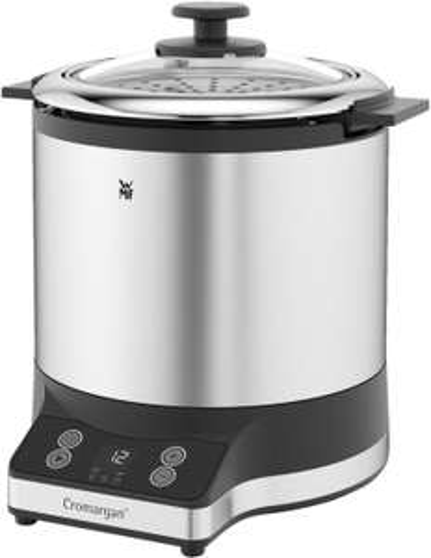 WMF Küchenminis Reiskocher für 1-2 Personen 220 Watt Edelstahl/Schwarz für 65,90€ [Quelle]