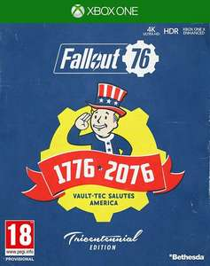 Fallout 76Tricentennial Edition (Xbox One) [Coolshop]