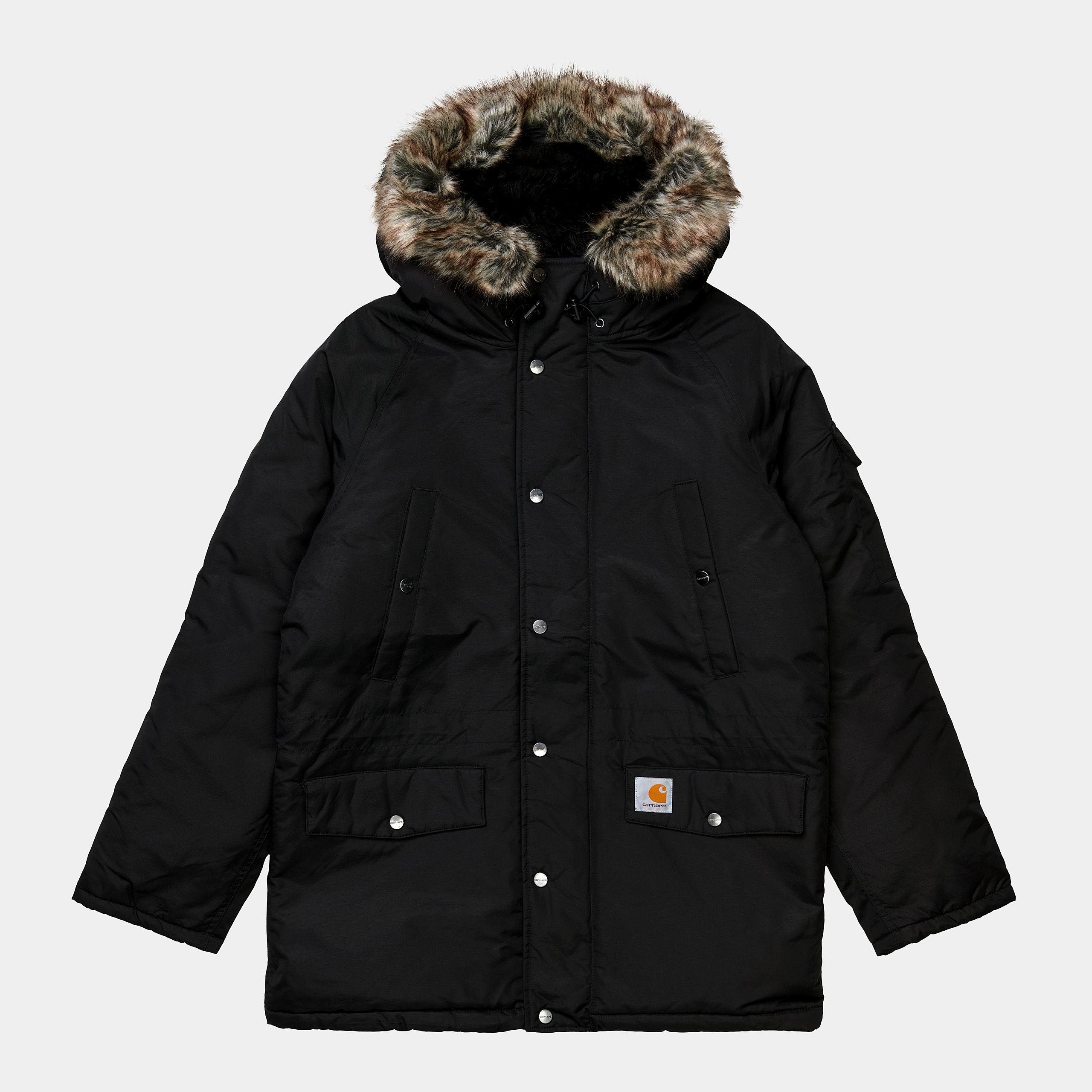 20% Extrarabatt auf Carhartt Jacken im Sale: z.B. Carhartt Anchor Parka in drei Farben (Gr. XS - XXL) für 87,50€ inkl. Versand