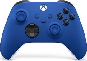 Microsoft Xbox Wireless Controller 2020 in Schwarz, Weiß oder blau + Füllartikel