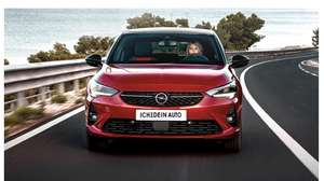 Auto Abo / Leasing Alternative (Sportvereinmitgliedschaft notwendig) - Opel Corsa 100 PS- 199€ p.M./ 20k KM p.a./ 12 M inkl Versicherung